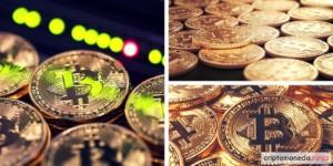 Concepto de bitcoin