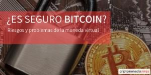 Bitcoin es seguro