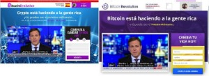 Bitcoin evolution estafa