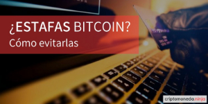 Estafa bitcoin