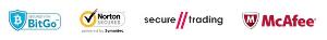 Logos de seguridad falsos