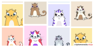 Que es CryptoKitties