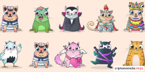 Tipos de CryptoKitties