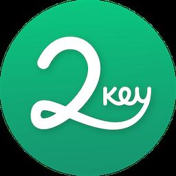 Logo 2key.network
