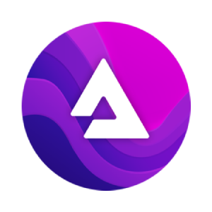 Logo Audius