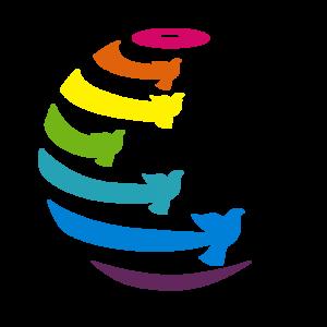 Logo TraDove B2BCoin