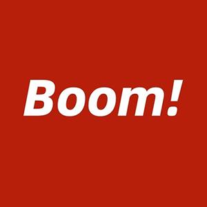 Logo BOOM Coin