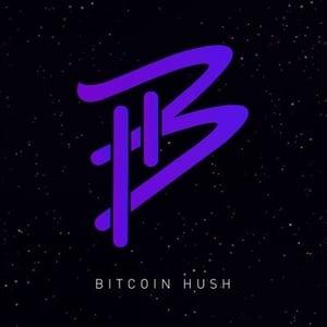 Logo Bitcoin Hush