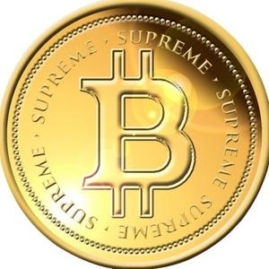 Logo Bitcoin Supreme