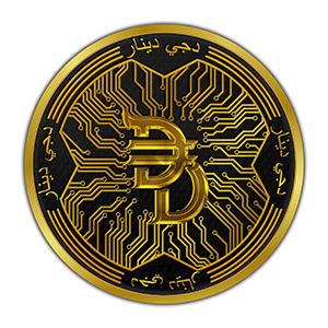 Logo DigiDinar Token