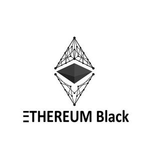 Logo Ethereum Black