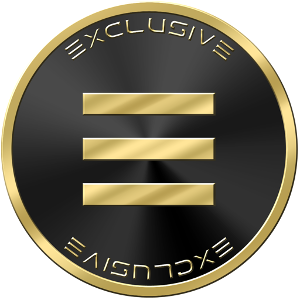 Logo Exclusive Coin