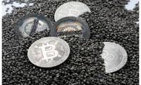 Fondo de pantalla bitcoin logo