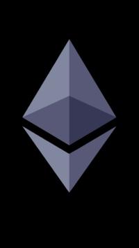 Fondo pantalla móvil de ethereum