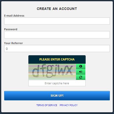 Зарегистрируйтесь на FreeBitcoin
