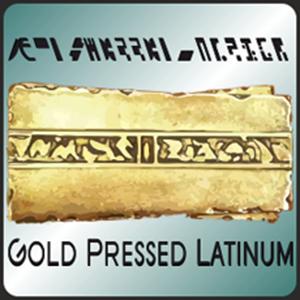 Precio Gold Pressed Latinum