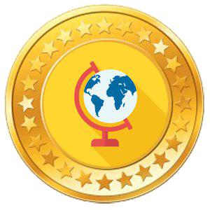 Logo Global Tour Coin