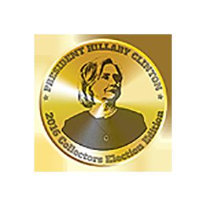 Logo President Clinton
