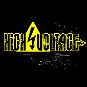 Logo High Voltage Coin