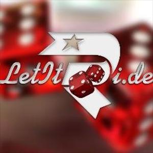 Logo Let it Ride