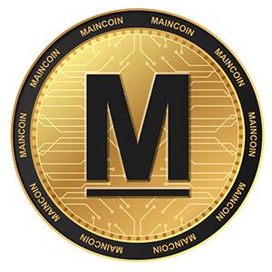 Logo MainCoin