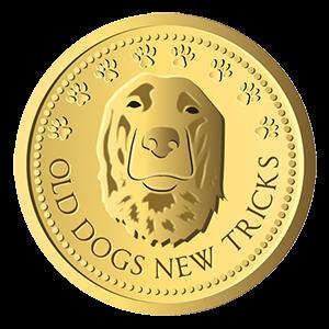 Logo Old Dogs New Tricks