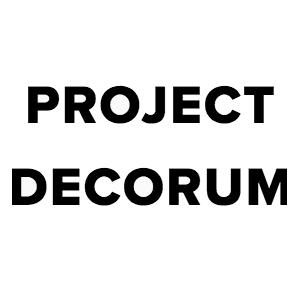 Logo Project Decorum