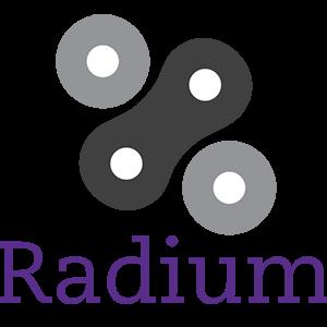 Logo Radium