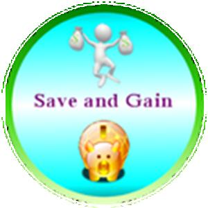 Logo Save and Gain