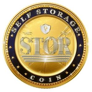 Logo Self Storage Coin