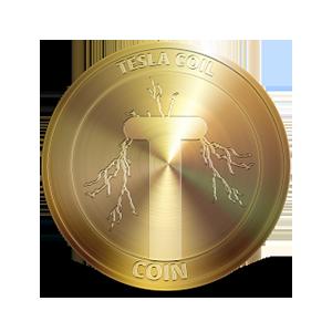 Logo TeslaCoilCoin