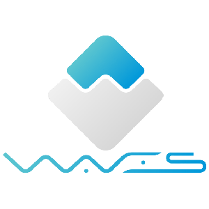 Logo Waves Community Token