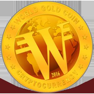 Logo World Gold Coin