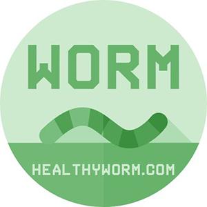 Logo HealthyWorm