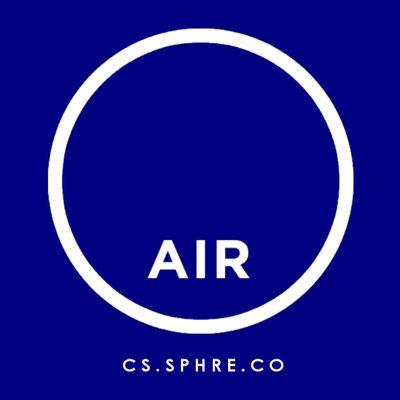 Logo Sphre AIR