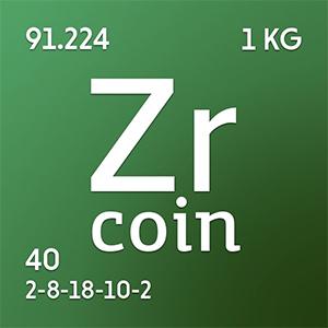 Logo ZrCoin