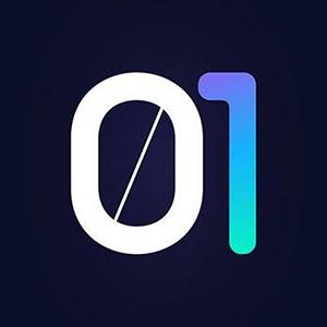 Logo 01coin